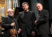 Trio Vanoosthuyse - Kugel - Samoshko