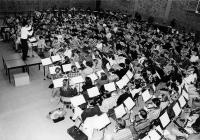 Fedekam harmonie-orkest (meer dan 300 jonge muzikanten)