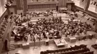 opname Corigliano Concerto met het BRUSSELS PHILHARMONIC, dirigent Paul Meyer