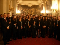 Clarinetchoir 'The International Clarinets'