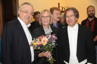 Eddy Vanoosthuyse, Mrs & Mr Herman Engels