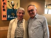 With Richard Stolzman